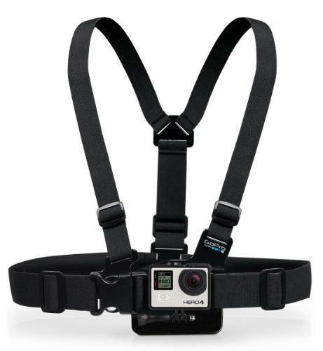 GoPro Hero Chest Mount Harness – HeartRateMonitorsUSA.com