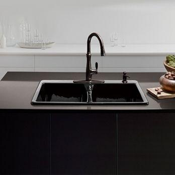 Black Granite Kitchen Sink Best Kitchen Sinks Home Depot Kitchen Composite Kitchen Sinks