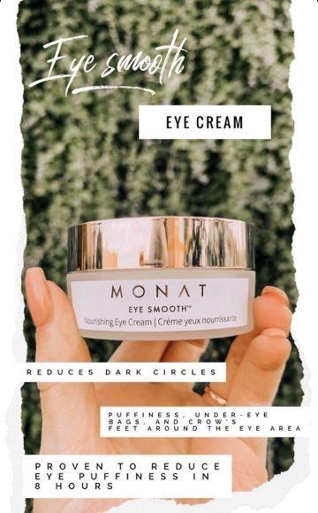 Monat Eye Smooth Eye Cream An Indulgent Cushiony Cream That