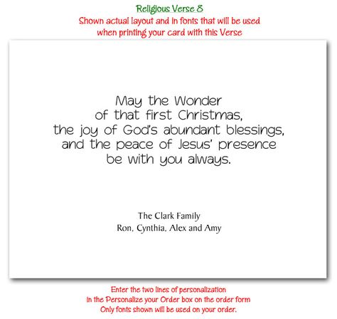 Religious christmas card sayings there werent quotes here just people also love these ideas m4hsunfo