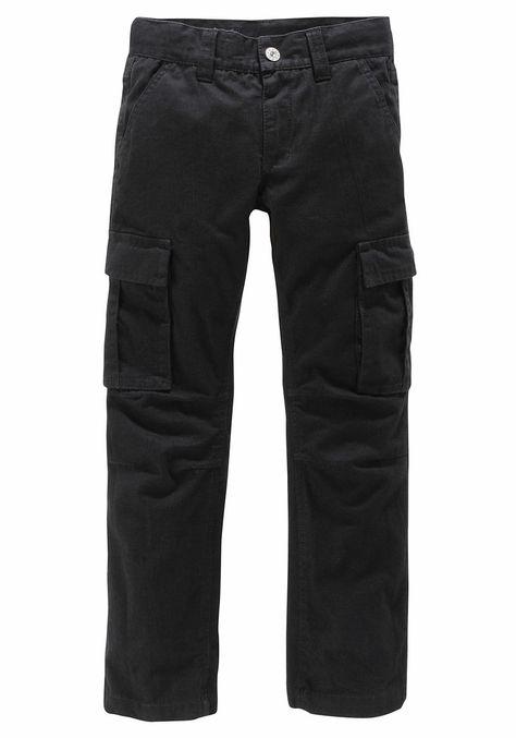 süß billig Spitzenstil attraktive Farbe Arizona Cargohose im Worker-Style mit Rundumgummizug ...