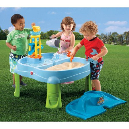 Toys Sand Water Table Sand Water Kids Play Table