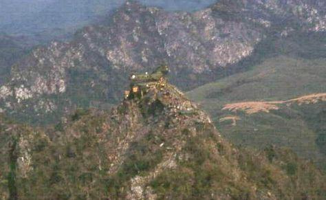 Rockpile and Razorback Ridge
