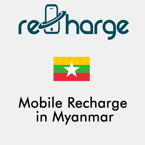 Mobile Recharge in Myanmar. Use our website with easy steps to recharge your mobile in Myanmar. #mobilerecharge #rechargemobiles https://recharge-mobiles.com/