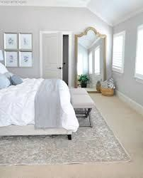 Neutral Master Bedroom Refresh | White pillows, Master bedroom and ...