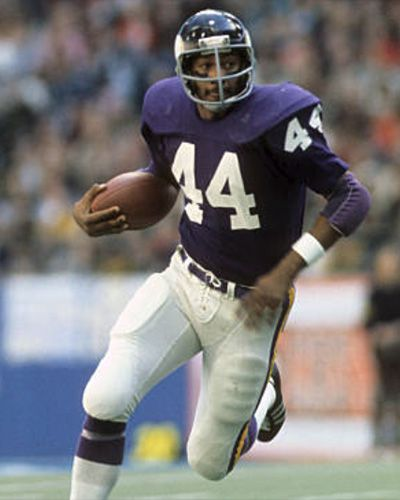 new products ee426 02d7a Chuck Foreman | Minnesota Vikings | Minnesota vikings ...