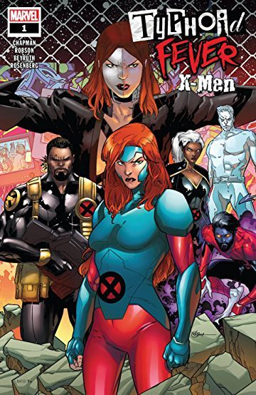 New Comic Book Release November 7 2018 X Men Comics Marvel Girls