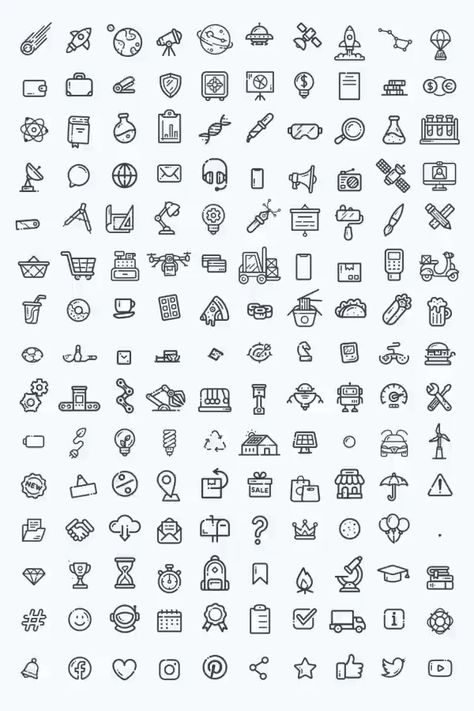Animated SVG Icons Pack
