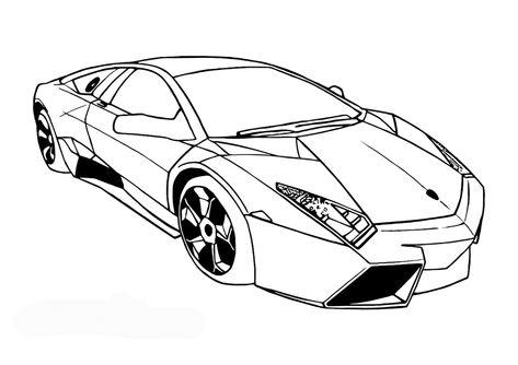 Malvorlagen Lamborghini Zum Ausdrucken Cars Coloring Pages Race