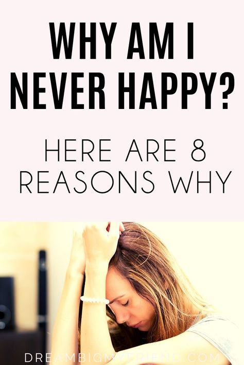 Why Am I Not Happy? Here Are 8 Negative Habits That Prevent Happiness    How To Become Happier