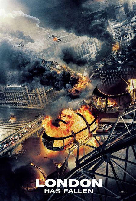 Films En Salle London Has Fallen London Has Fallen Movie Movie Inside Out