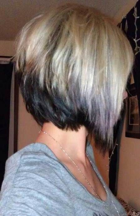 44++ Inverted bobs for thick hair ideas