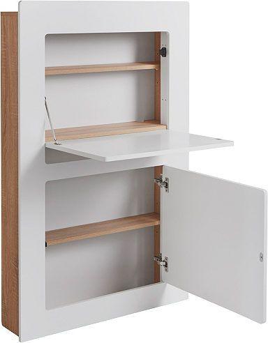 Sekretär Ikea multifunktionsregal eiche hell weiss woody 167 00401 mini kitchen