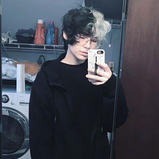 Almost In Nyc Boy Hairstyles Black Hair Boy Aesthetic Hair