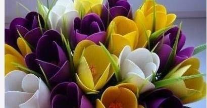 Zimna Porcelana Rzemioslo Kwiaty Wlasnymi Rekami Spoons Diy Plastic Spoon Crafts Paper Flowers
