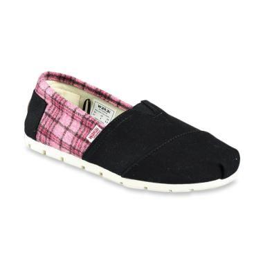 Go Local Medan Wakai Wak Sw017bg Cuhai Sepatu Unisex Pink Sepatu Dan Produk