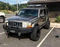 Wam Bumpersheavy Duty Bumper For However You Use Your Custom Truck Jeep Commander Custom Trucks Jeep Wk