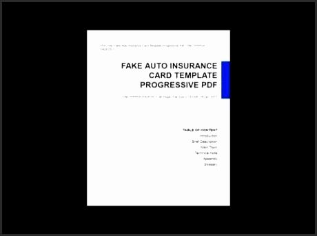Print Free Fake Insurance Cards Wtdbq Awesome Fake Auto Insurance