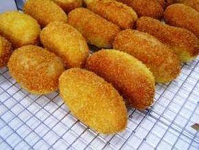 Resep Roti Goreng Isi Coklat Manis Resep Resep Roti Resep Makanan