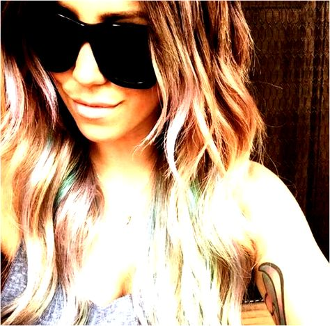 Year in Review: All the Many Crazy Hair-Color Trends of 2015 - Crazy Hair Colors - #Colors #crazy #Hair #haircolor #Review #Trends #Year