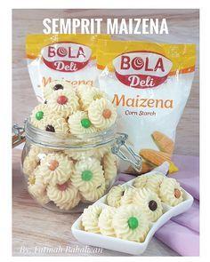 Bisakah Tepung Maizena Dibuat Cookies Begitu Pertanyaan Kelompok Yang Diet Gluten Terus Teringat Tahun Lalu Utak Atik Resepnya U Resep Ide Makanan Kue Kering