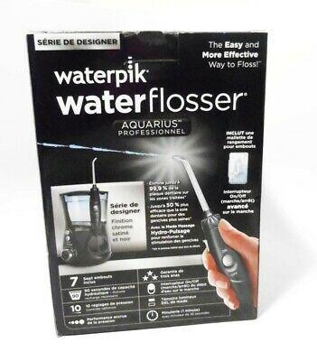 Advertisement Water Pik Aquarius Professional Water Flosser With Storage Cup In 2020 Waterpik Water Flosser Flosser