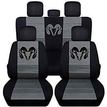 Awe Inspiring Amazon Com Fits 2012 To 2017 Dodge Ram Front And Rear Ram Lamtechconsult Wood Chair Design Ideas Lamtechconsultcom
