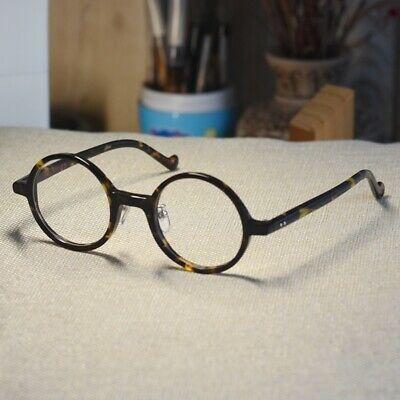 John Lennon Eyeglasses Round Mens Solid Acetate Dark Tortoise Glasses Rx Eyewear Ebay Glasses Fashion Frames Vintage Men