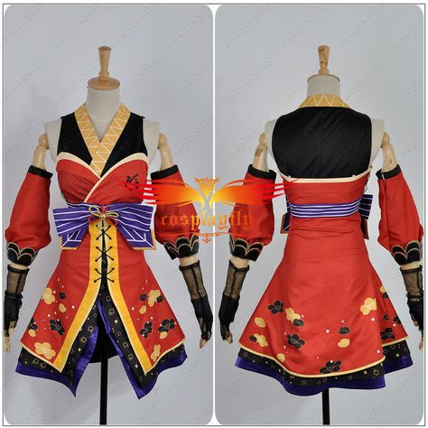 Love Live Nishikino Maki Cos Awakening Ninja Shinobi Cosplay Costume Custom