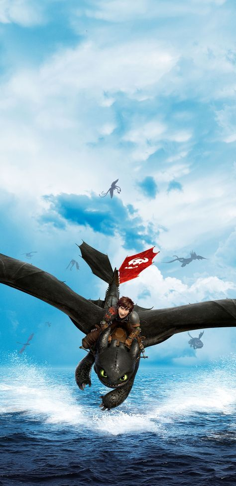59 Trendy How To Train Your Dragon Wallpaper Iphone Toothless In