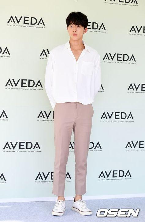 """【PHOTO】ナム・ジュヒョク、ビューティーブランド「AVEDA」のイベントに出席""""爽やかな男性美"""" - category.entertainment - 韓流・韓国芸能ニュースはKstyle"""