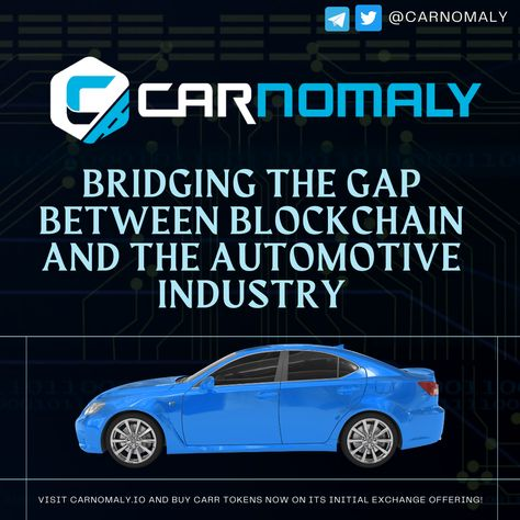 Carnomaly continues Initial Exchange Offering