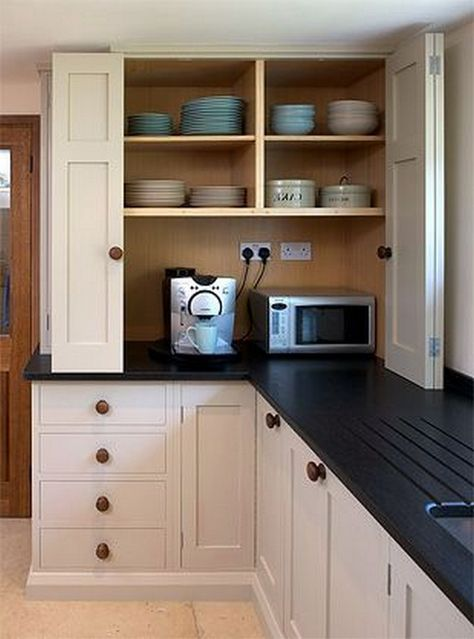 45 Unique Kitchen Pantry Ideas With