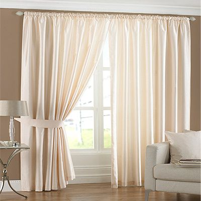 Creating A Look With Faux Silk Curtains Darbylanefurniture Com In 2020 Faux Silk Curtains Curtains