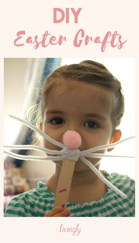 DIY Easter crafts for the whole family.