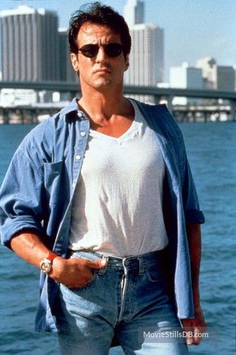 The Specialist - Publicity still of Sylvester Stallone