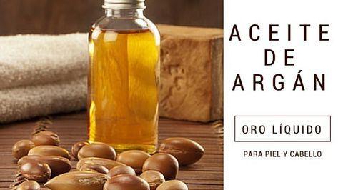Aceite De Argan Oro Liquido Para La Piel Y El Pelo Aceite Argan
