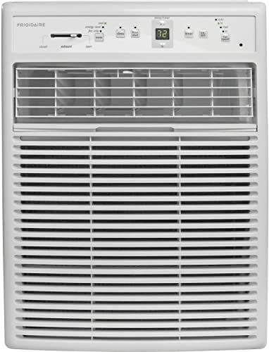 New Frigidaire Ffrs1022r1 10000 Btu 115 Volt Slider Casement Room Air Conditioner Full Function Remote Control Online Shopping In 2020 Room Air Conditioner Casement Window Air Conditioner Casement Air Conditioner
