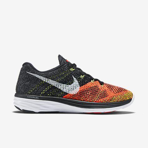 Damskie buty do biegania Nike Flyknit Lunar 3 | Nike | Pinterest | Flyknit  lunar and Nike flyknit