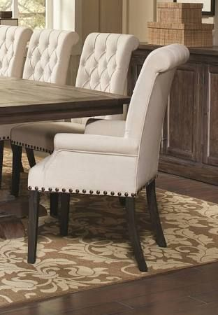 Black Tufted Dining Room Chairs Arm Google Search Upholstered