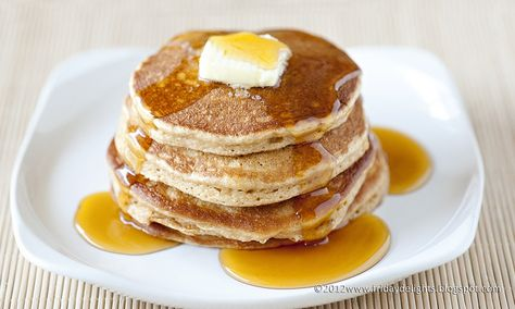 Sour Cream Pancakes....