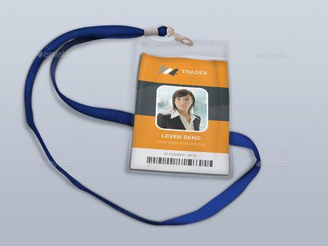Business Office ID Card Bundle | Volume 01