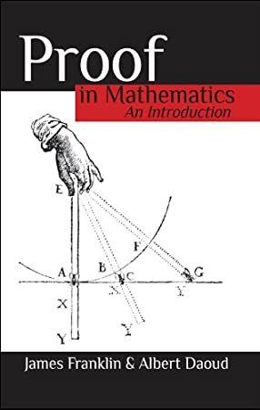 [Get Book] Proof in Mathematics: An Introduction