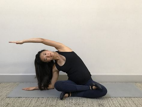 do these prenatal yoga poses when you feel like you need a