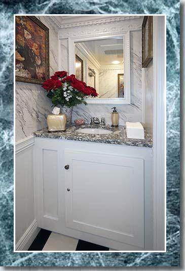 The Rosecliff Restroom Trailer Restroom Home Decor