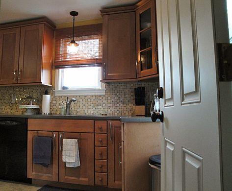 Perfect Corner Kitchen Sink Cabinet Designs Corner Kitchen Sink