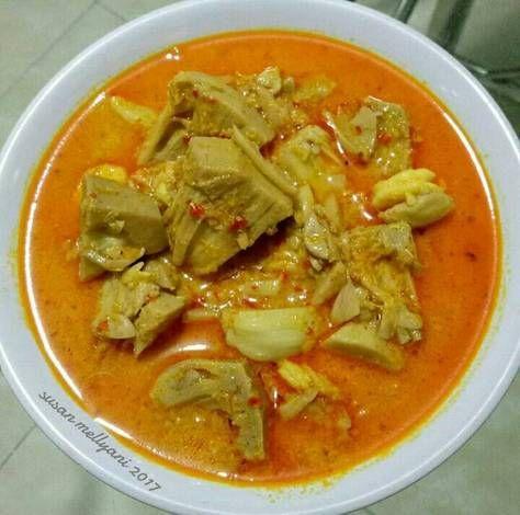 Resep Gulai Nangka Padang Pr Recookmasakanpedas Oleh Susan Mellyani Resep Gulai Makanan Dan Minuman Makan Siang Sehat