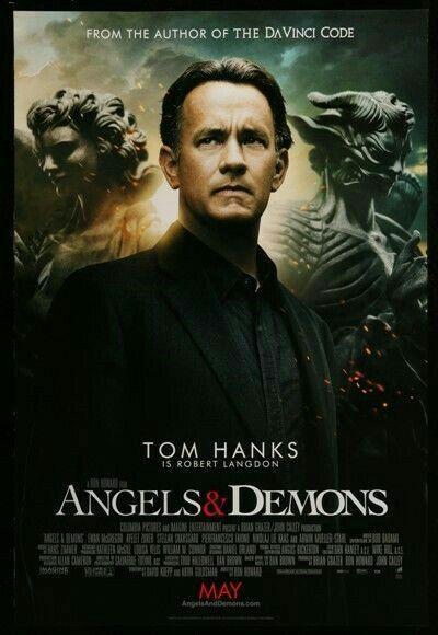 Pin By Mehdi On My Favorite Films Tom Hanks Angels And Demons