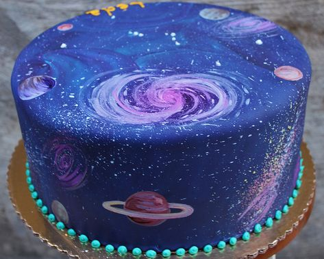 on Tuesday to the wonderful Chandra X-Ray Observatory (cake by Amy Lyons)
