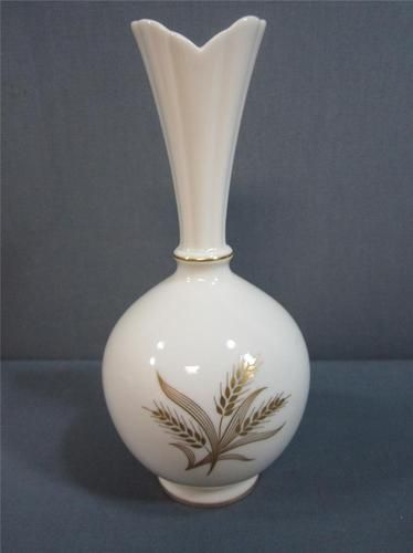 Discontinued Lenox Vases Pattern Woodland Collection By Lenox